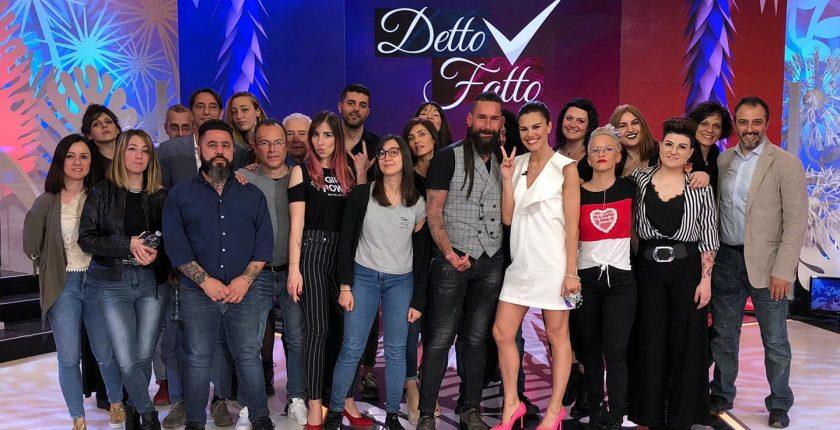 Smartform in tv come unica scuola italiana di Tattoo